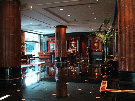 ホテル 東京 ウェスティン 最悪です。